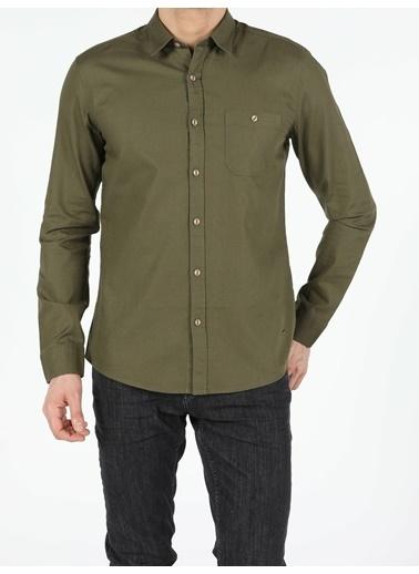 Colin's Gömlek Haki